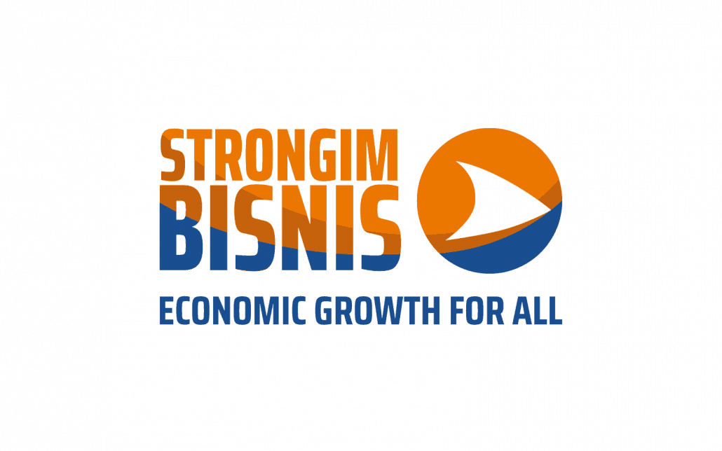 Strongim Bisnis Brand and Guidelines